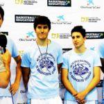 Entrevista jugadores San Agustín tras la Gran Final Copa Colegial Madrid 2017