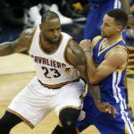 Warriors y Cavaliers pelearán por el anillo
