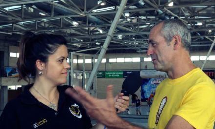 Entrevista a Angel Manzano. Deporte y Educación para un mejor futuro. XIII Torneo de Veritas