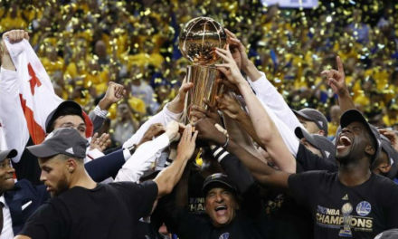 Los Warriors recuperan el trono