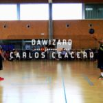 Exhibición freestyle Dawizard y Carlos Ceacero. All-Star XV Campus JGBasket