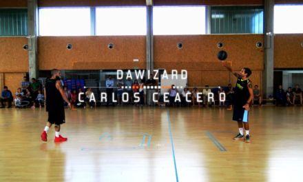 Exhibición freestyle Dawizard y Carlos Ceacero. All-Star XV Campus JGBasket