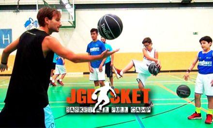 Taller freestyle. Dawizard y Carlos Ceacero. Bote. Campus JGBasket 2017