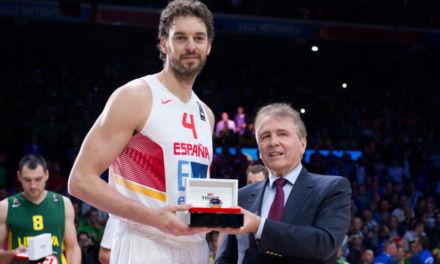 Tissot renueva su asociación con FIBA por cinco años