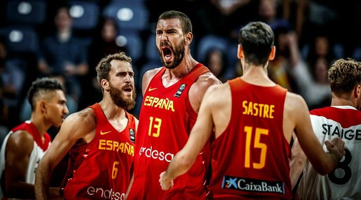 Eurobasket 2017. Décimas semifinales consecutivas para España