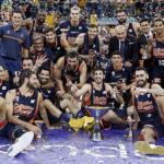 Supercopa Endesa. El Valencia sigue de dulce