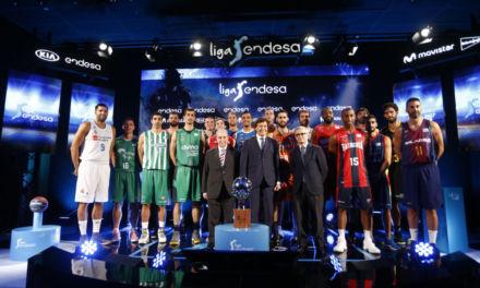 Presentación Liga Endesa 2017-2018. Declaraciones de los protagonistas de cada equipo ACB
