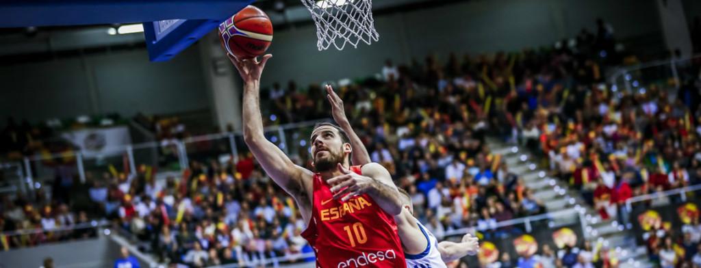 España se reivindica y da un primer paso hacia el Mundial