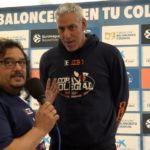 Entrevista a Joe Arlauckas presentación Copa Colegial Madrid 2018