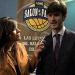 Salón de la fama Baloncesto Colegial. Entrevista a Nicolás de Villalobos. Liceo Francés