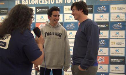 Entrevista a Ricardo y Jorge. Colegio Brains. Copa Colegial Madrid 2018