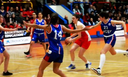 HIghlights y entrevistas: Joyfe vs Liceo Francés femenino. Copa Colegial Madrid 2018.