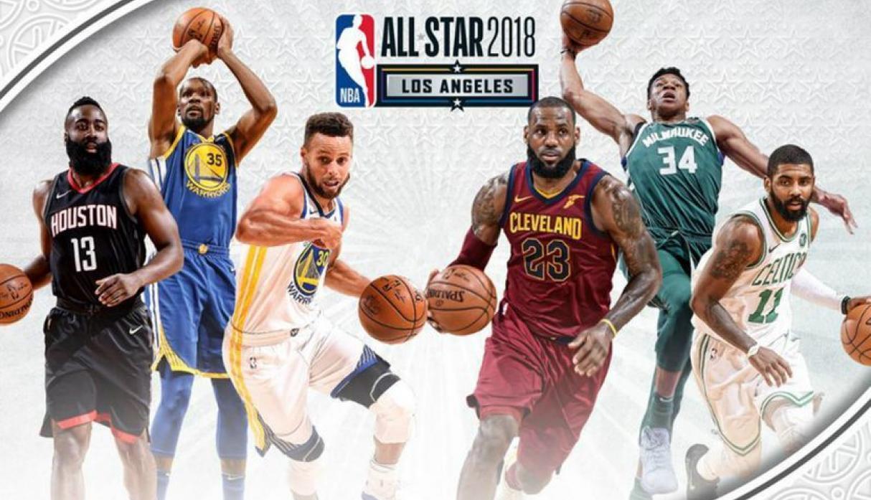 LeBron y Curry ya tienen sus equipos para el All Star