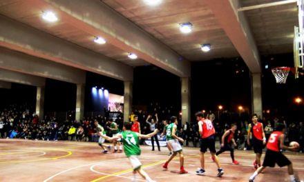Videos: Cabrini vs Valdeluz. Copa Colegial 2018