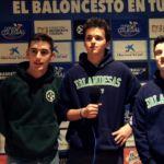 Entrevistas a jugadores de Irlandesas, Maravillas, Khalil GibranMirabal, Patrocinio de San José. Impresiones Copa Colegial Madrid 2018
