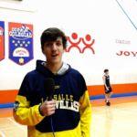 Entrevista a Jacobo Méndez, jugador de Maravillas. Copa Colegial Madrid 2018