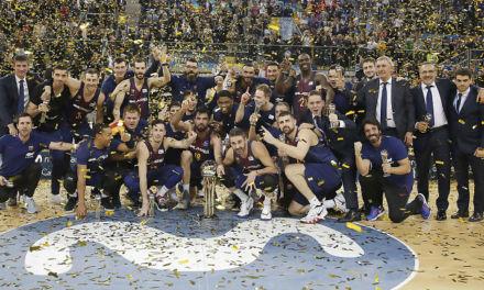 Barcelona campeón Copa del Rey 2018. Con Pesic vuelven los títulos