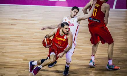 España logra el billete para la segunda fase