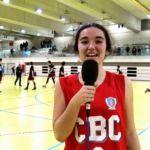 Entrevista a María Elisa Rayo. Jugadora destacada de Buen Consejo.