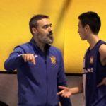 La actitud del entrenador y su importancia durante un partido