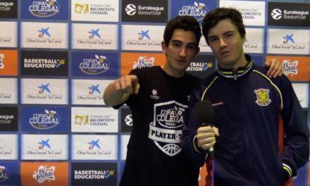 Entrevista a Jorge Hernández y Ricardo Carazo (Colegio Brains) finalistas Copa Colegial 2018