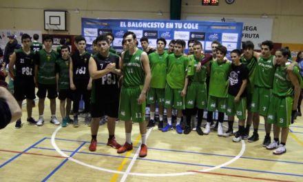 Ultimo cuarto completo: Semifinal Copa Colegial Arturo Soria vs Patrocinio San José.