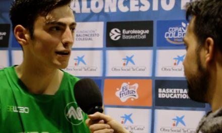 Entrevista a Diego Ponz. Arturo Soria tras meterse en la Gran Final de la Copa Colegial Madrid 2018