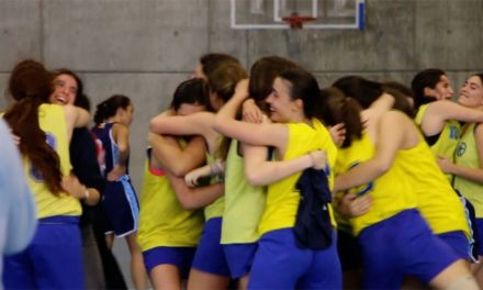 Video: Estudio vs San Agustín femenino. Semifinal Copa Colegial Madrid 2018