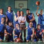 'Campeones': la unión definitiva entre cine y baloncesto.  Ganadora del Goya a la mejor película, mejor canción original y mejor actor revelación Jesús Vidal