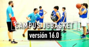 Campus baloncesto de mejora técnica individual. Universidad de Alcalá. Madrid. España. Chicos y chicas de 7 a 19 años