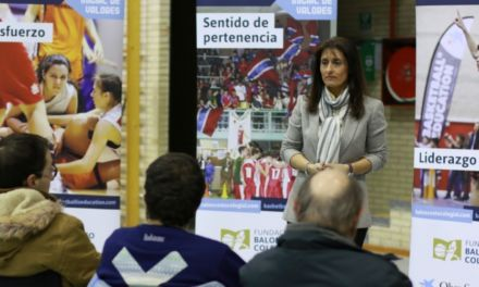 Sesión formativa gratuita: Gema Sancho. Gestión de la emociones para entrenadores. Sábado 14 de Abril. Colegio Alameda de Osuna. Madrid