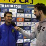 Previa Final. Entrevista a Álvaro Sánchez. Entrenador ayudante de Brains. Copa Colegial Madrid