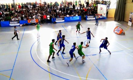 Final Copa Colegial Madrid 2018. Arturo Soria vs Brains. Partido completo