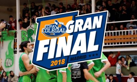 Clip previa: Nos vemos en la final. Brains vs Arturo Soria. Gran Final Copa Colegial Madrid 2018