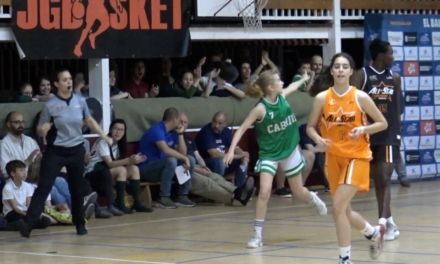 "Ana Montero (Cabrini) ""on fire"" en el All Star Colegial Madrid"