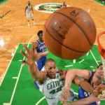 Houston-Warriors y Celtics-Cavaliers pelearán por la gran final de la NBA