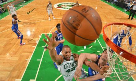Houston-Warriors y Celtics-Cavaliers pelearán por la gran final de la NBA