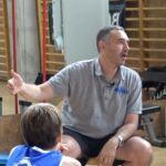 Autoentrenamiento: El primer consejo para llegar a ser un buen jugador de baloncesto. Jota Cuspinera