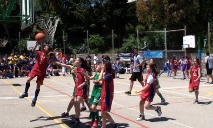 ¿Está tú canasta? Cientos de highlights de la PequeCopa Colegial Madrid 2018. 3 entregas