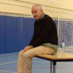 Reflexiones sobre el baloncesto actual. Pepe Laso. Charla en la Agrupación Baloncesto Villaviciosa de Odón