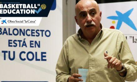 Charla para padres y entrenadores con Chema Buceta. 6 abril 2019. Colegio Pilaristas Madrid