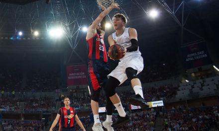 Final ACB. El Madrid da la vuelta a la final