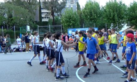 Video: Final PequeCopa Colegial Madrid. Estudio vs San Patricio.