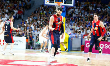 Final ACB. El Baskonia se lleva la primera batalla