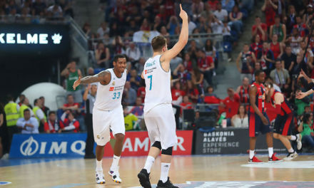 Final ACB. El Madrid se lleva una final para la historia