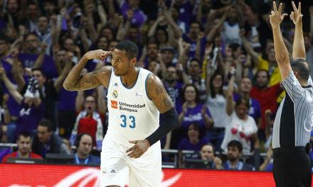 Final ACB. El Madrid tira de talento para empatar la serie