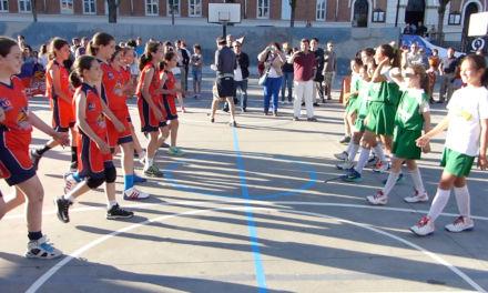 Video Final Femenina Peque Copa Colegial Madrid 2015. Alameda de Osuna vs Irlandesas
