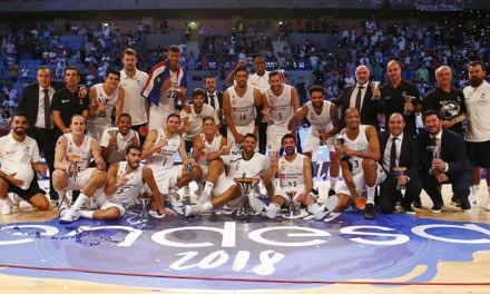 Supercopa Endesa. El Madrid no se cansa de ganar