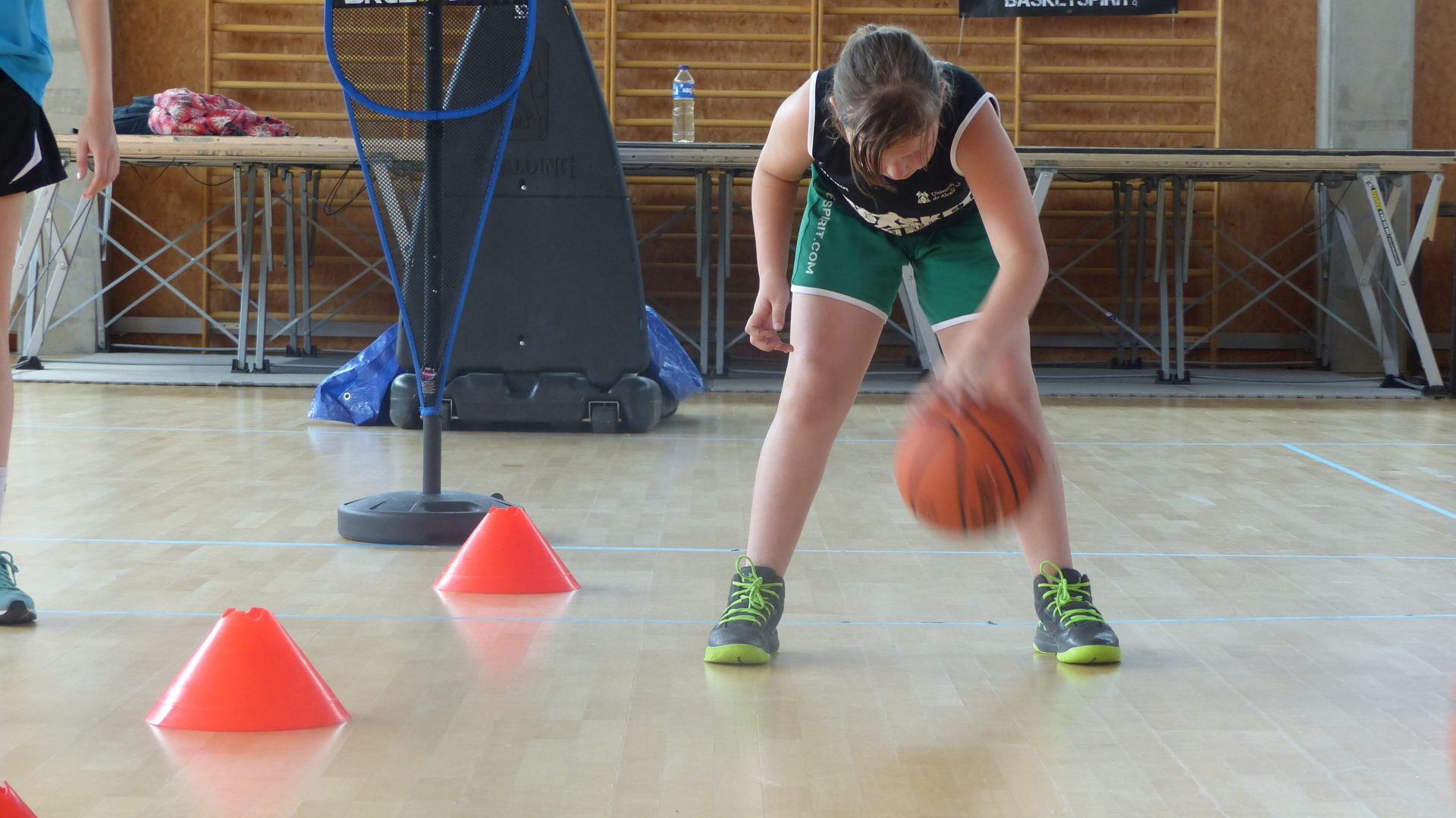 Consejos para el jugador de baloncesto: El bote