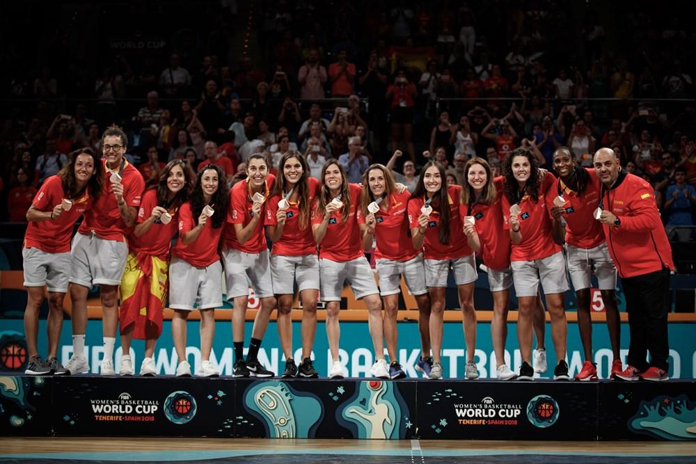 Copa del Mundo baloncesto femenino. España se cuelga el bronce